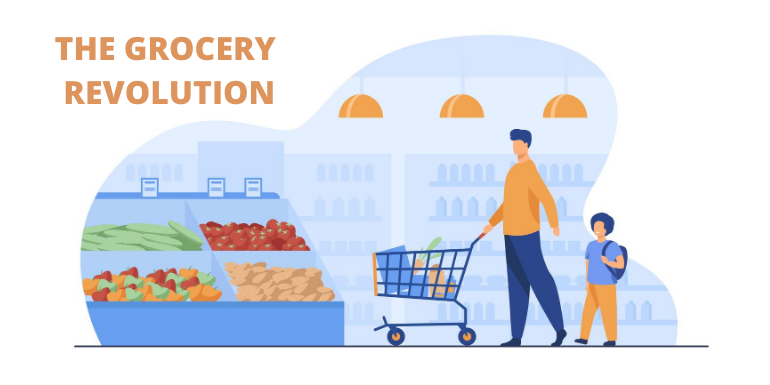 THE GROCERY REVOLUTION