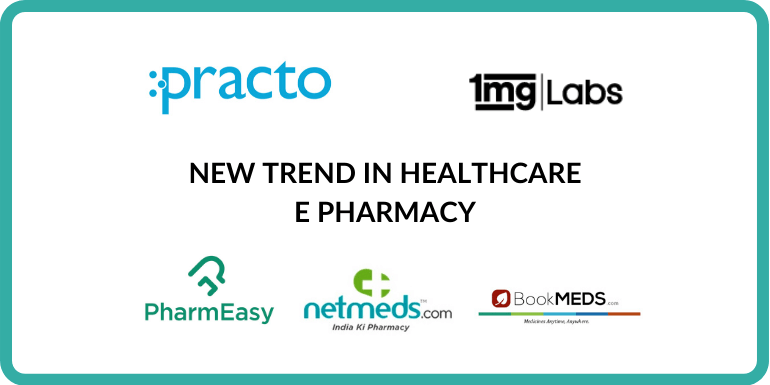 NEW TREND IN HEALTHCARE – E PHARMACY